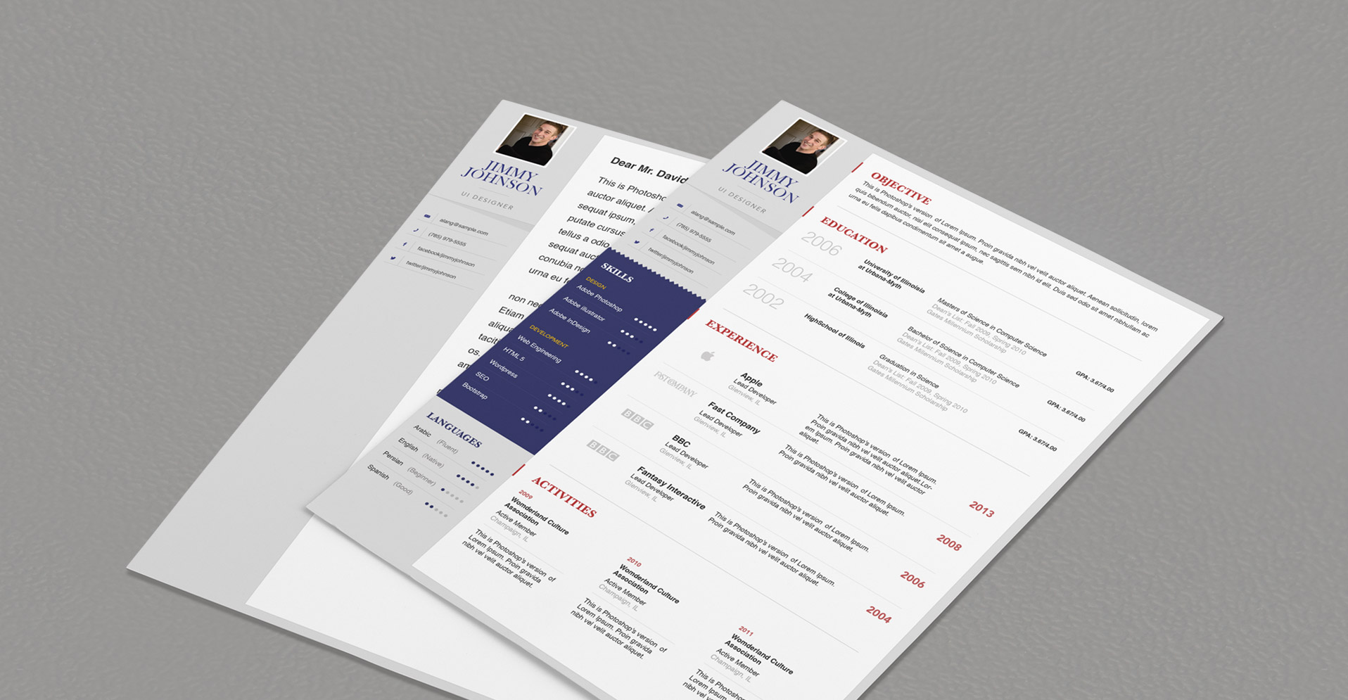 15 resume templates bundle zippypixels