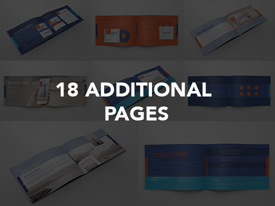 16 Additional pages included in commercial license