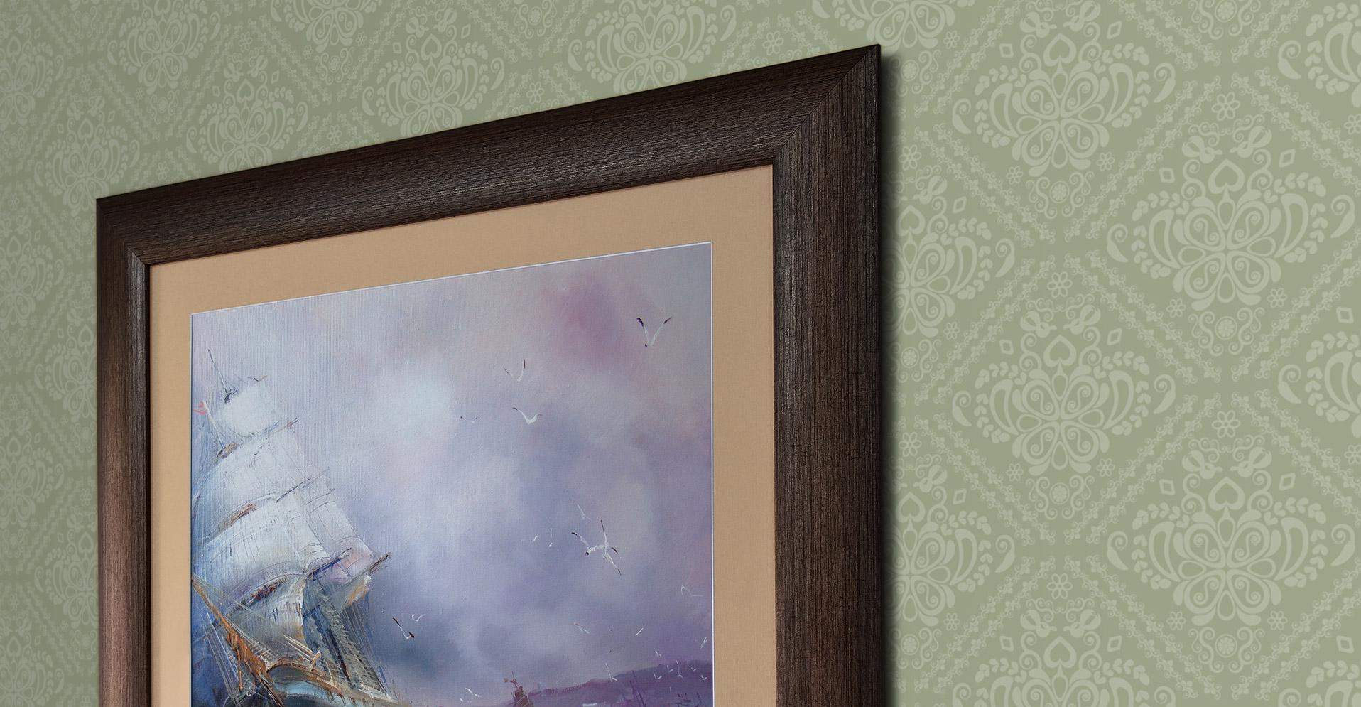 Square Photo Frame Mockups