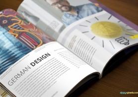 Magazine Mockups Volume 1 [5 PSD Mockups]