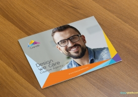Photorealistic Brochure Mockups Volume 1 [6 PSD Mockups]