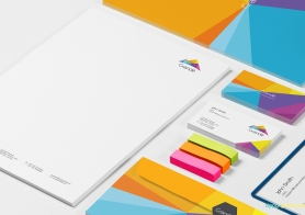 8 Free Photorealistic Stationery Branding PSD Mockups