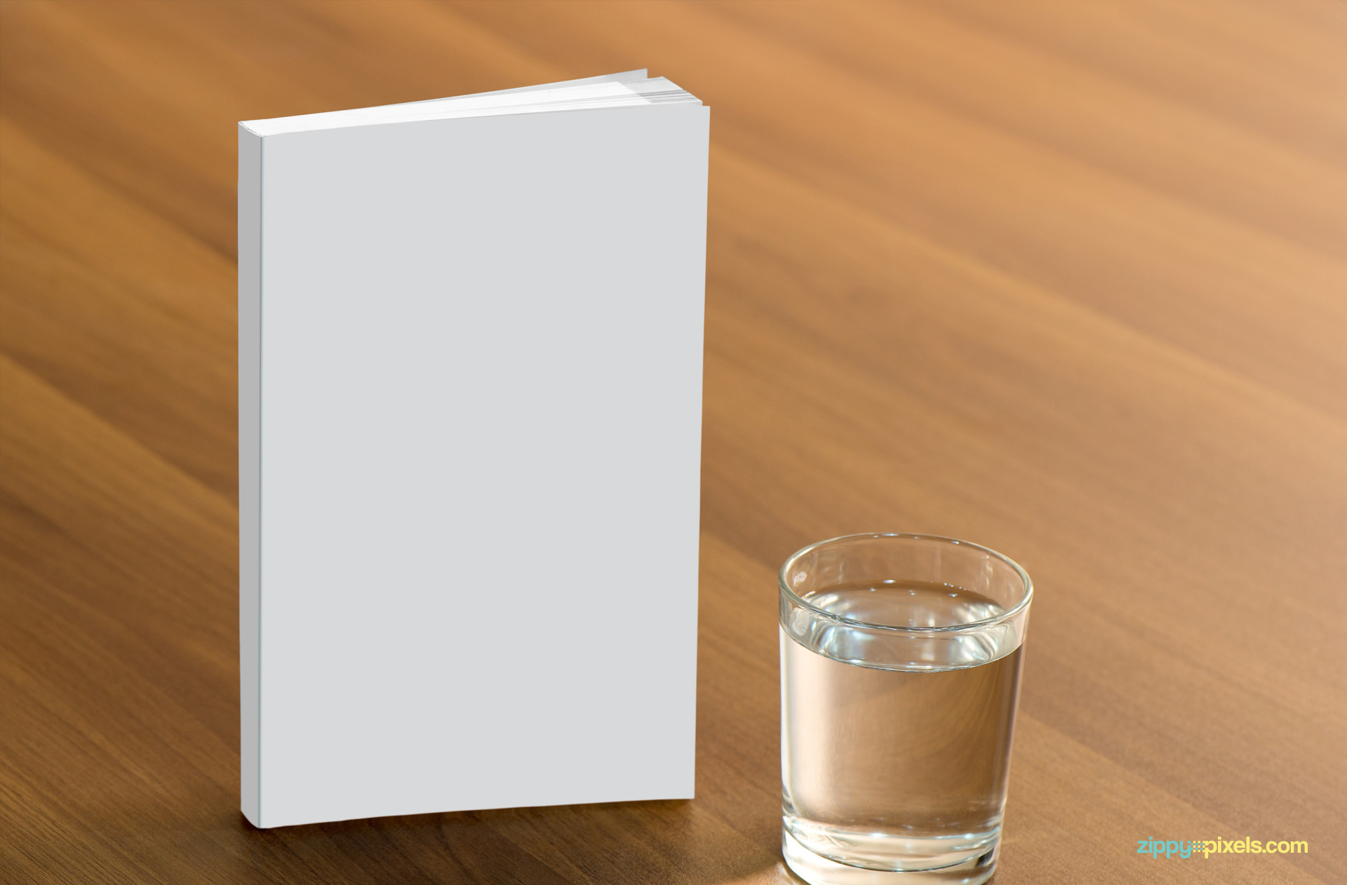 Free Book Cover Mockup screenshot 04
