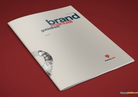 The Artistic – Brand Guidelines Template