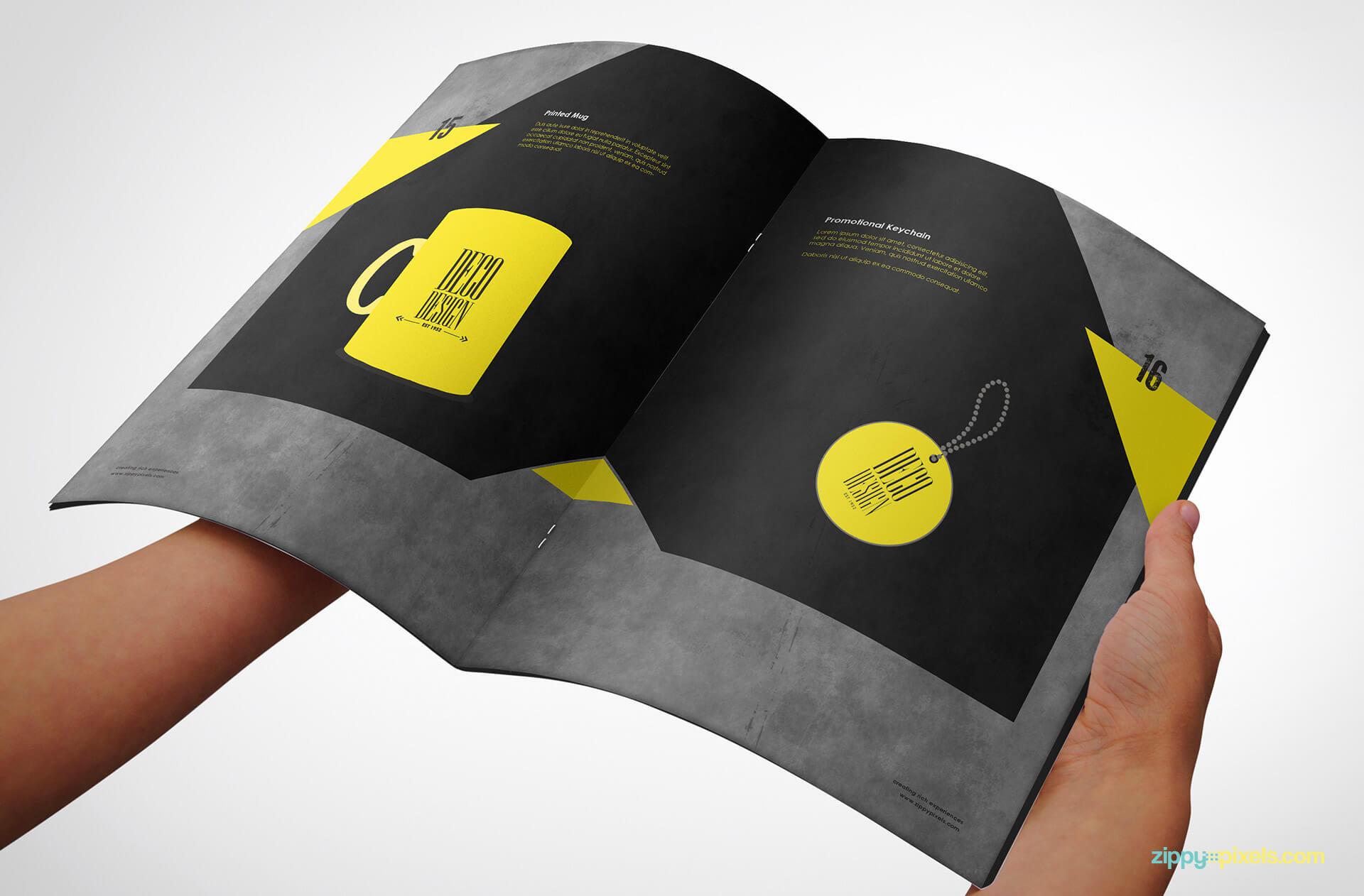 12-brand-book-7-printed-mug-promotional-keychain
