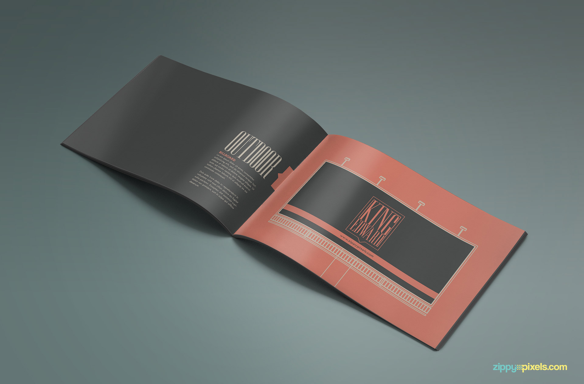 Brand Book - Brand Guidlines Template-Outdoor