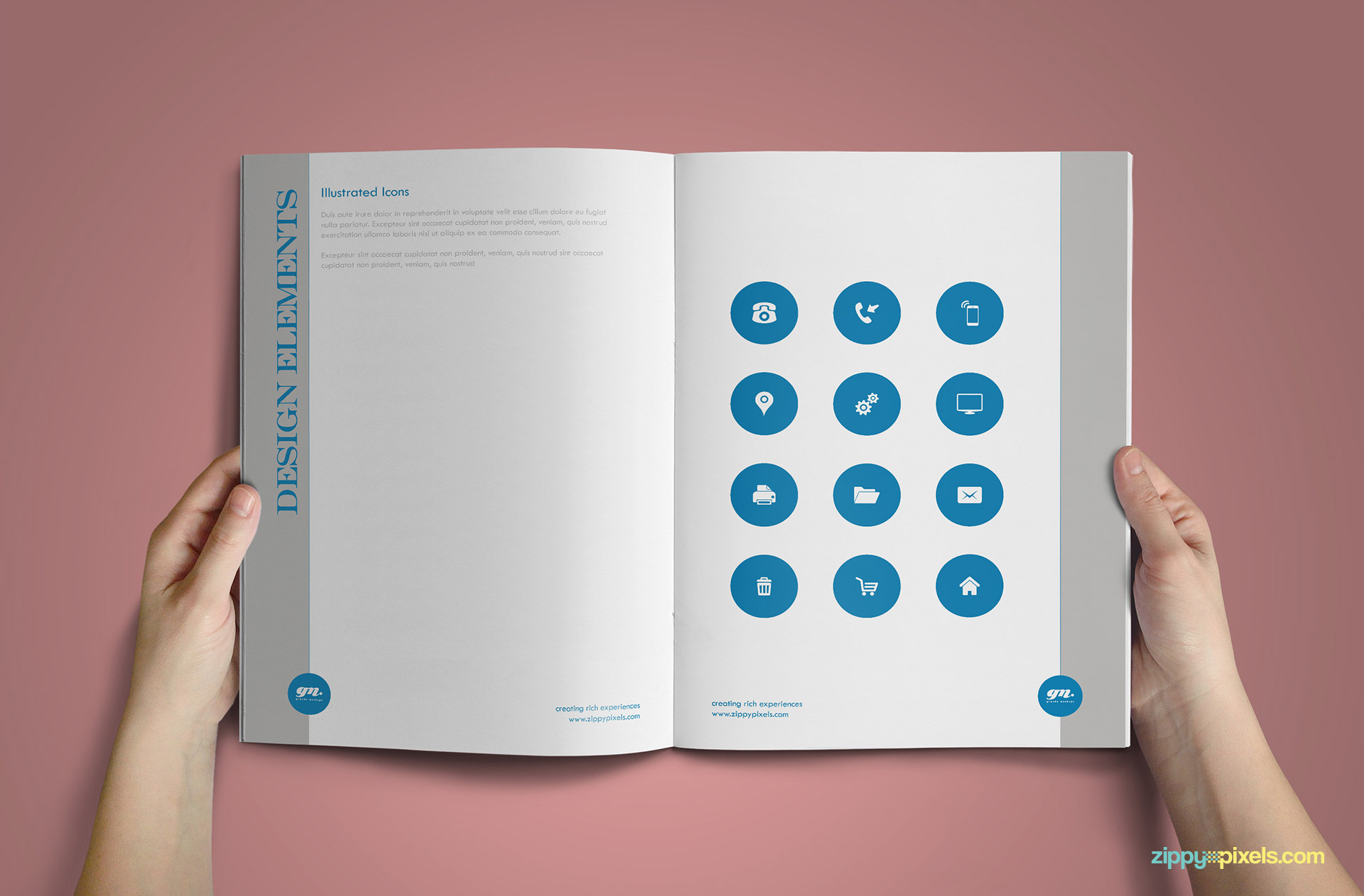 15 professional brand guidelines templates bundle Create a blueprint