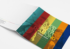 The Colorful – Brand Book Template for Brand Identity Guidelines