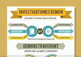 Product Comparison Infographics Template – 3 Colors