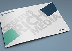 Creative Rich – Brand Manual Guidelines Template