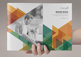 The Shapes – Brand Guidelines Template