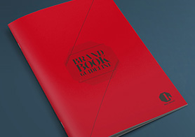 Typographic Art – Brand Guidelines Book Template