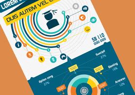 Element Rich infographics PSD Template