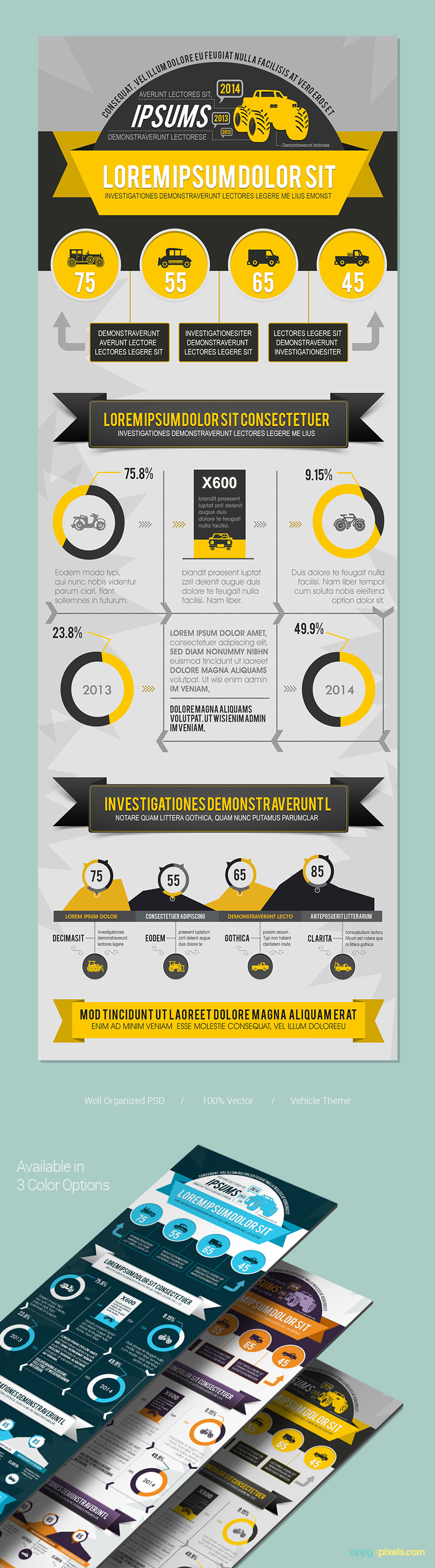 vehicles-infographics-template-clean-design-presentation