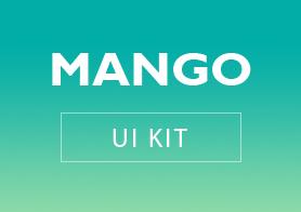 Mango UI Kit