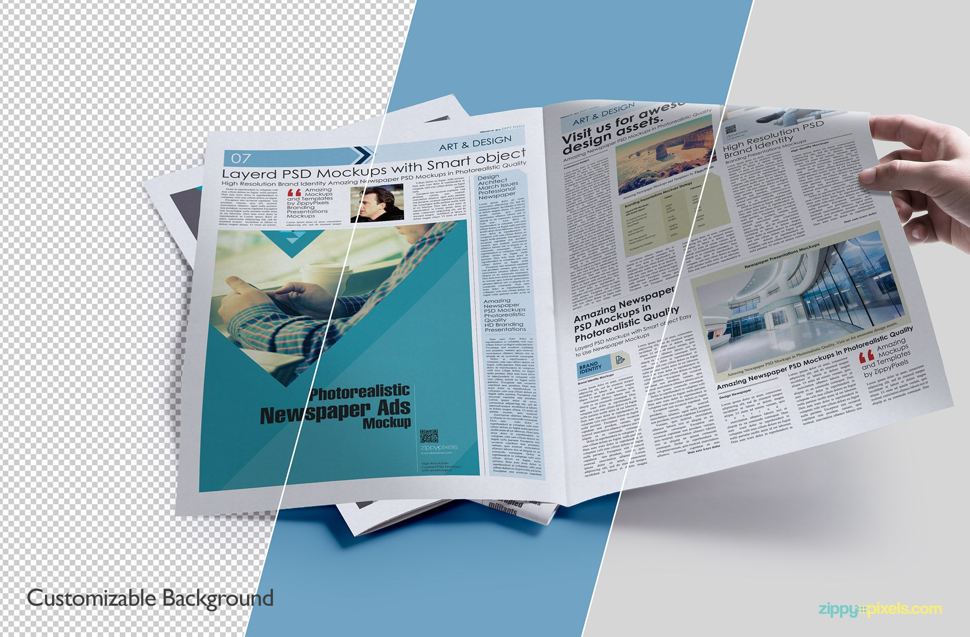 Advanced-newspaper-mockup-customizable-backgrounds-824x542