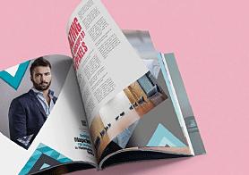 Photorealistic Magazine PSD Mockups Vol. 2 [15 Mockups]