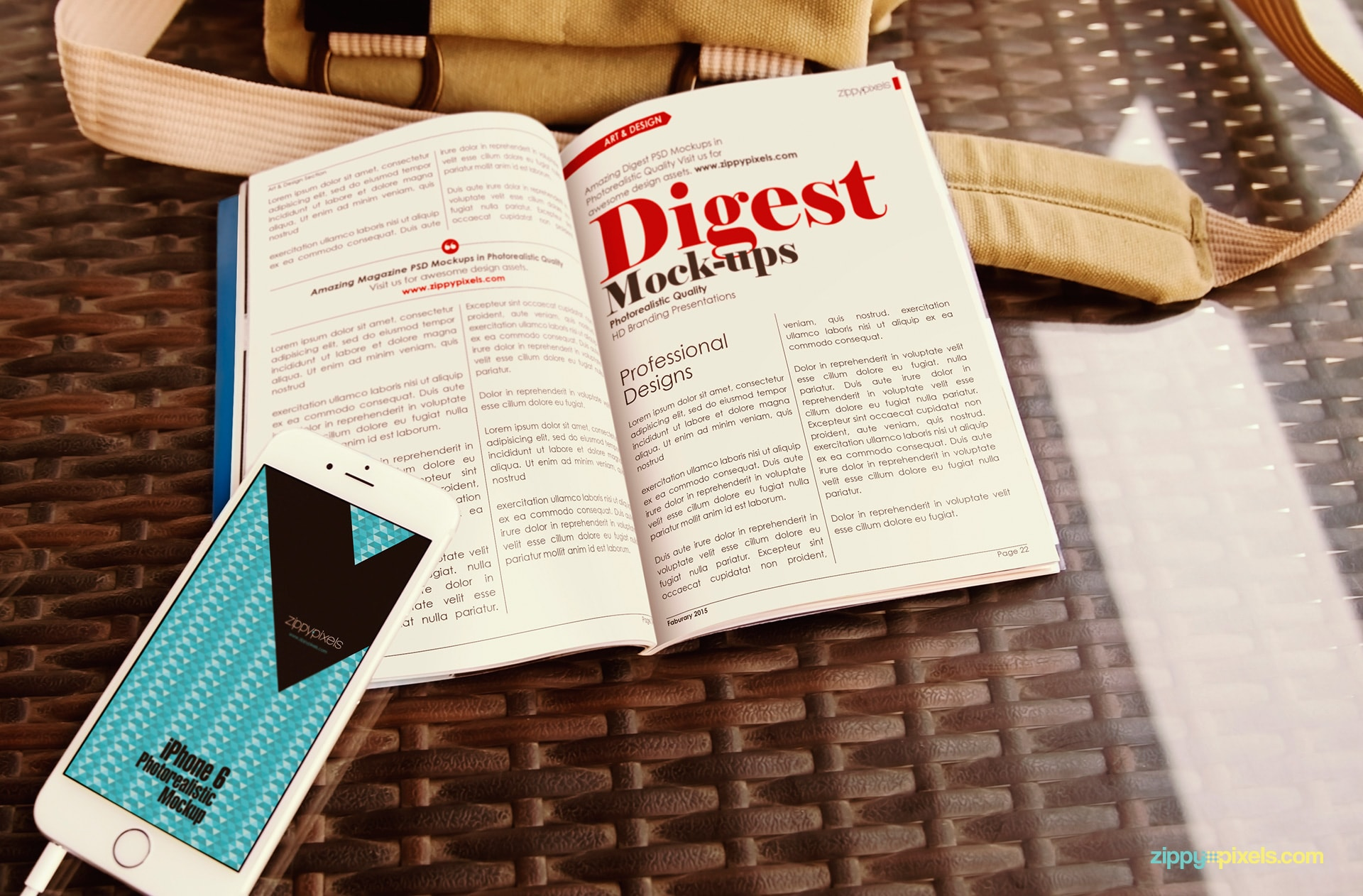free-digest-magaine-inner-pages-mockup-with-iphone