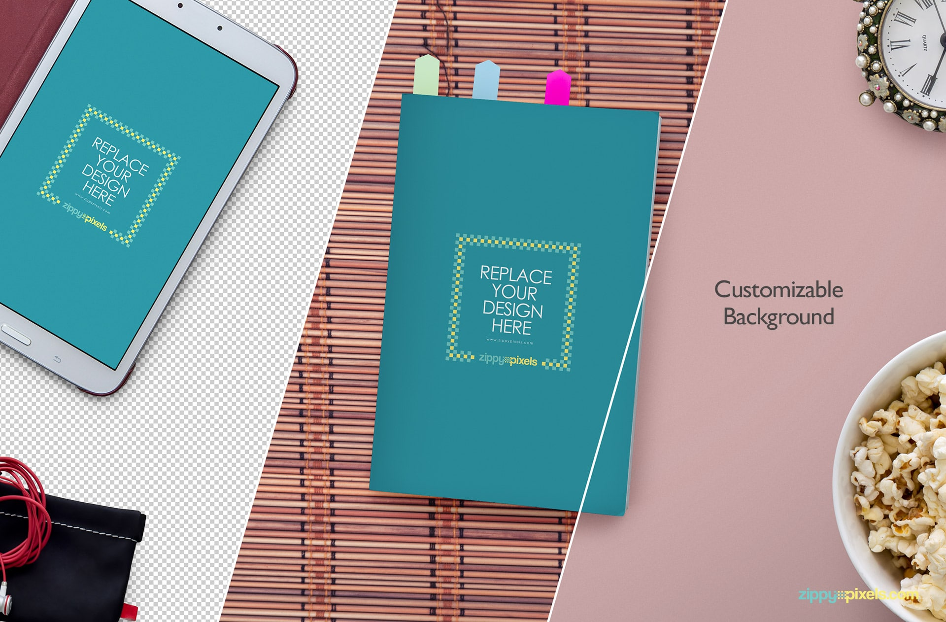 Customizable-Book-Cover-Mockups-Customizable-Backgrounds-824x542
