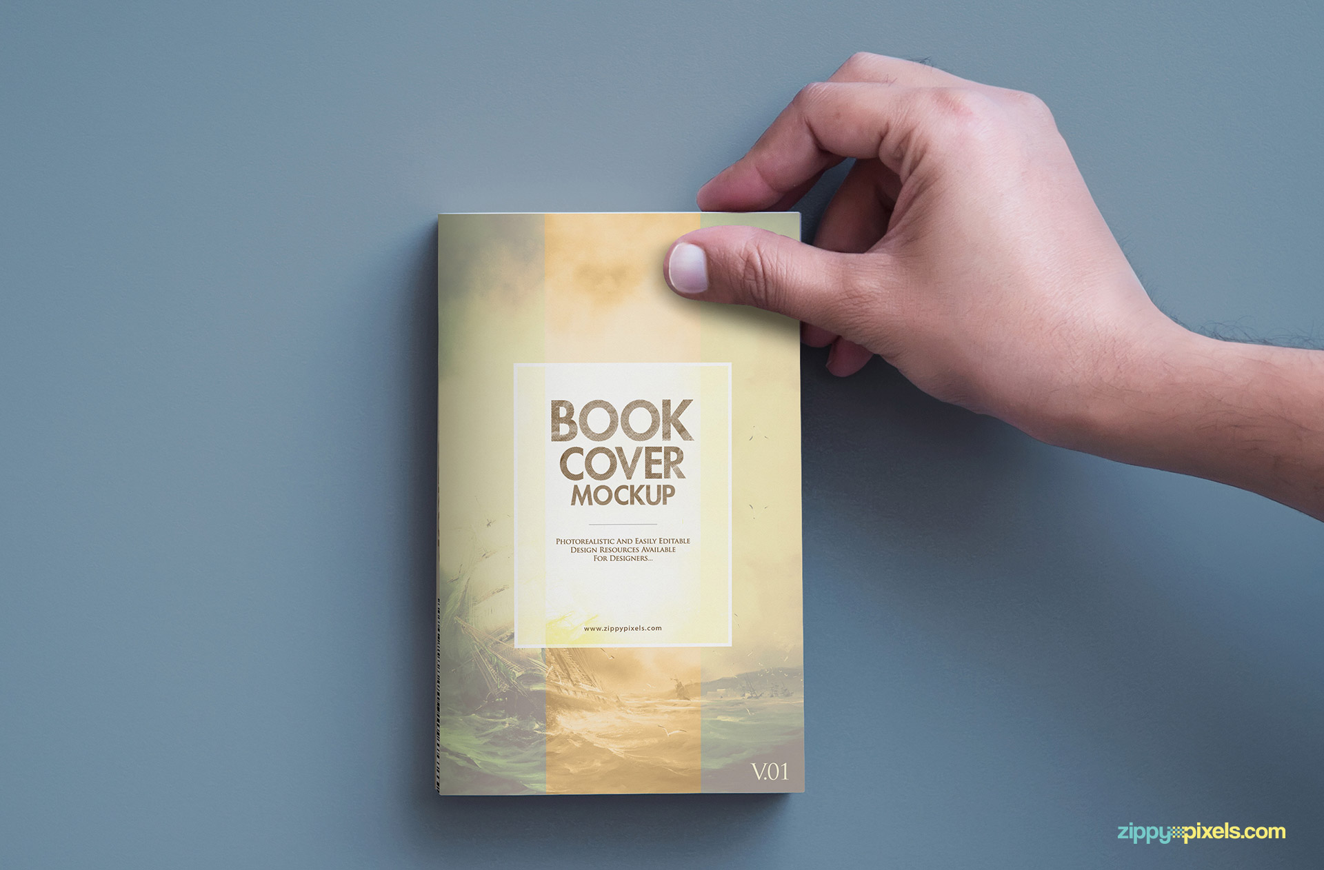 Cook Book Cover Ups : Softcover book mockup psds for paperbacks ebooks
