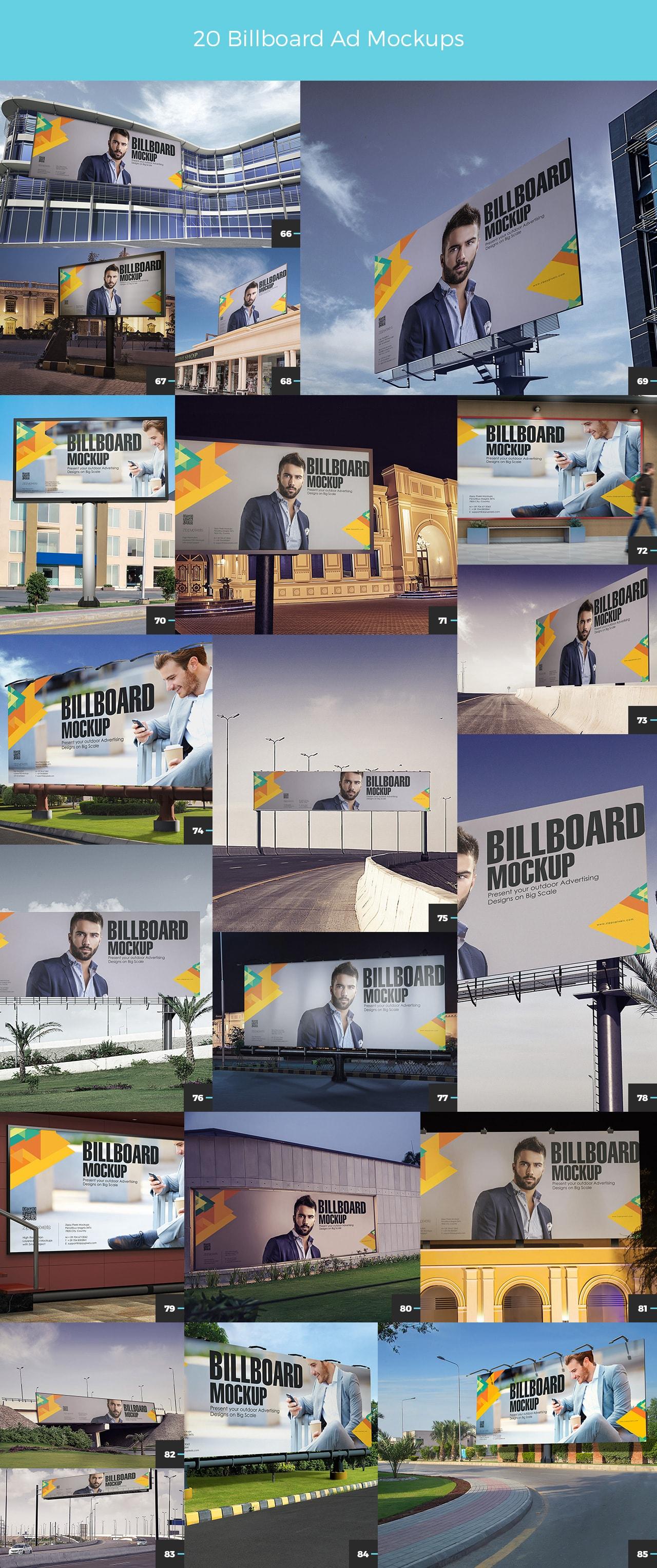 02 20 BILLBOARD AD MOCKUPS