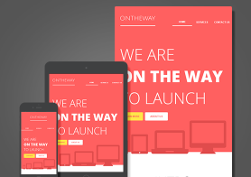 On the way – Email Newsletter Template (MailChimp & CampaignMonitor Ready)