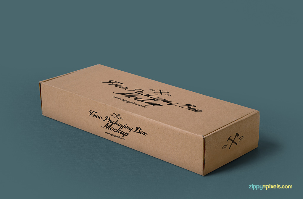 Multi-purpose packaging mockups.
