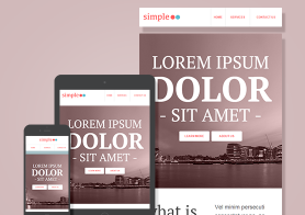 Simple – Responsive Email Templates (MailChimp & CampaignMonitor Ready)