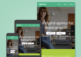 Agency – Responsive Mailchimp Template For Your Online Campaigns