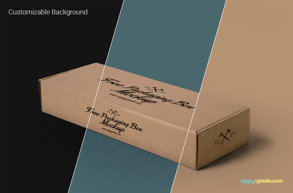 Showcase your designs realistically with these free packaging mockups.