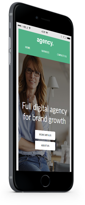 agency fully responsive newsletter template