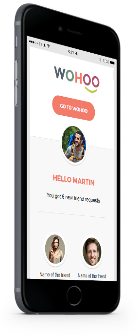 Mobile friendly notification templates.