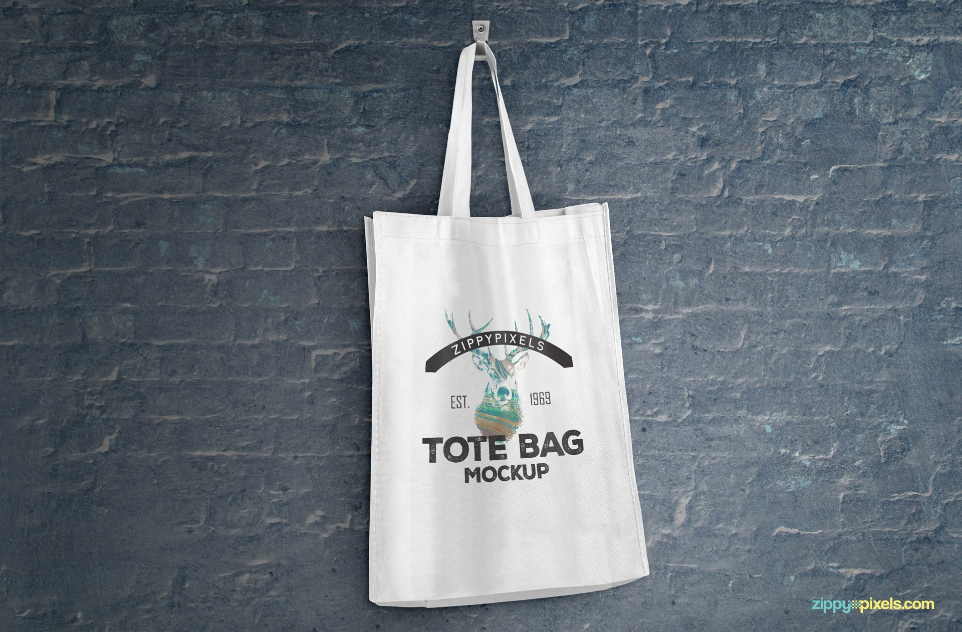 Beautifully designed free tote bag mockups