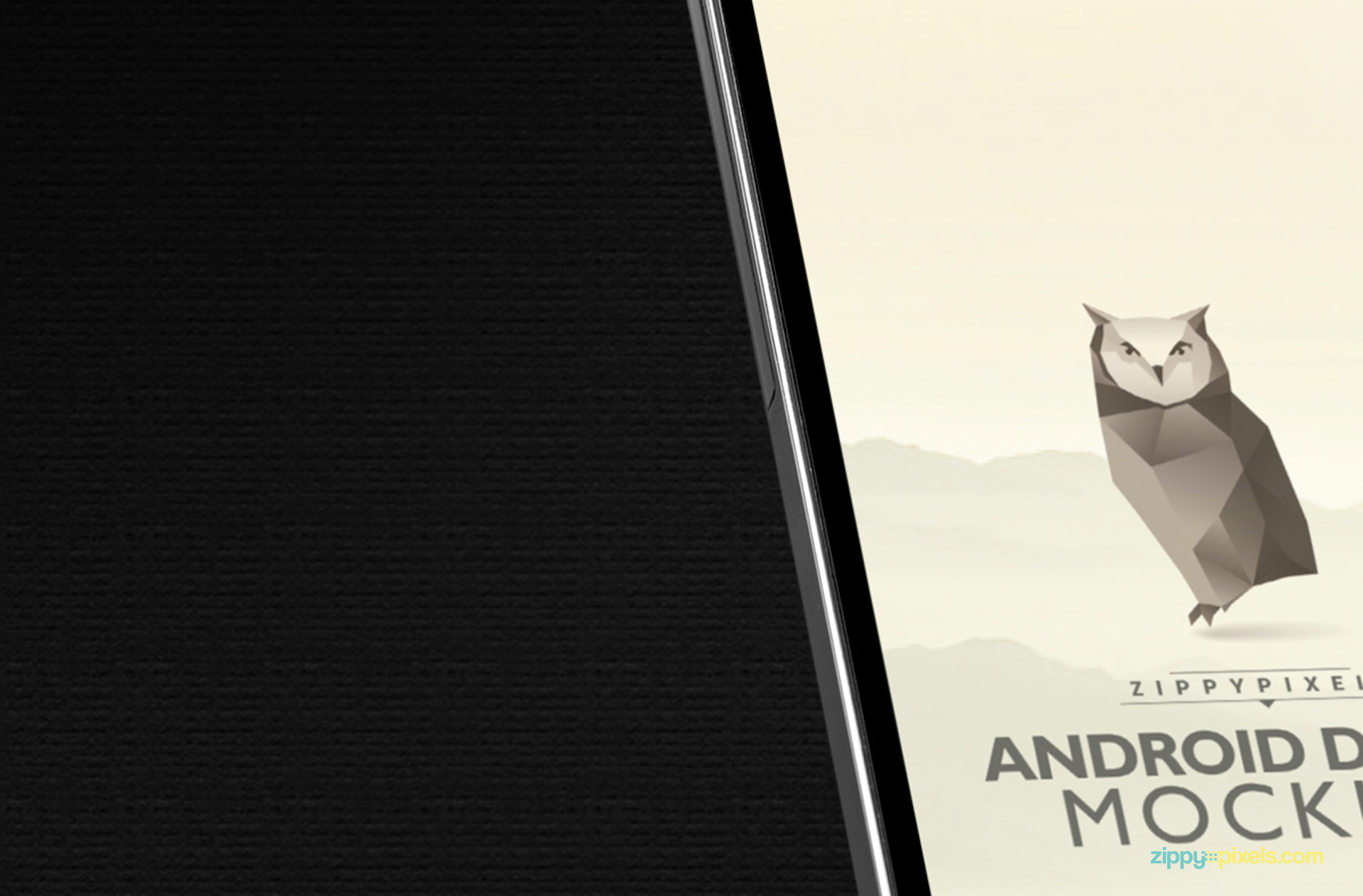 2 Free android phone mockups