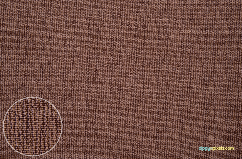 An assortment of 10 free jute fabric textures