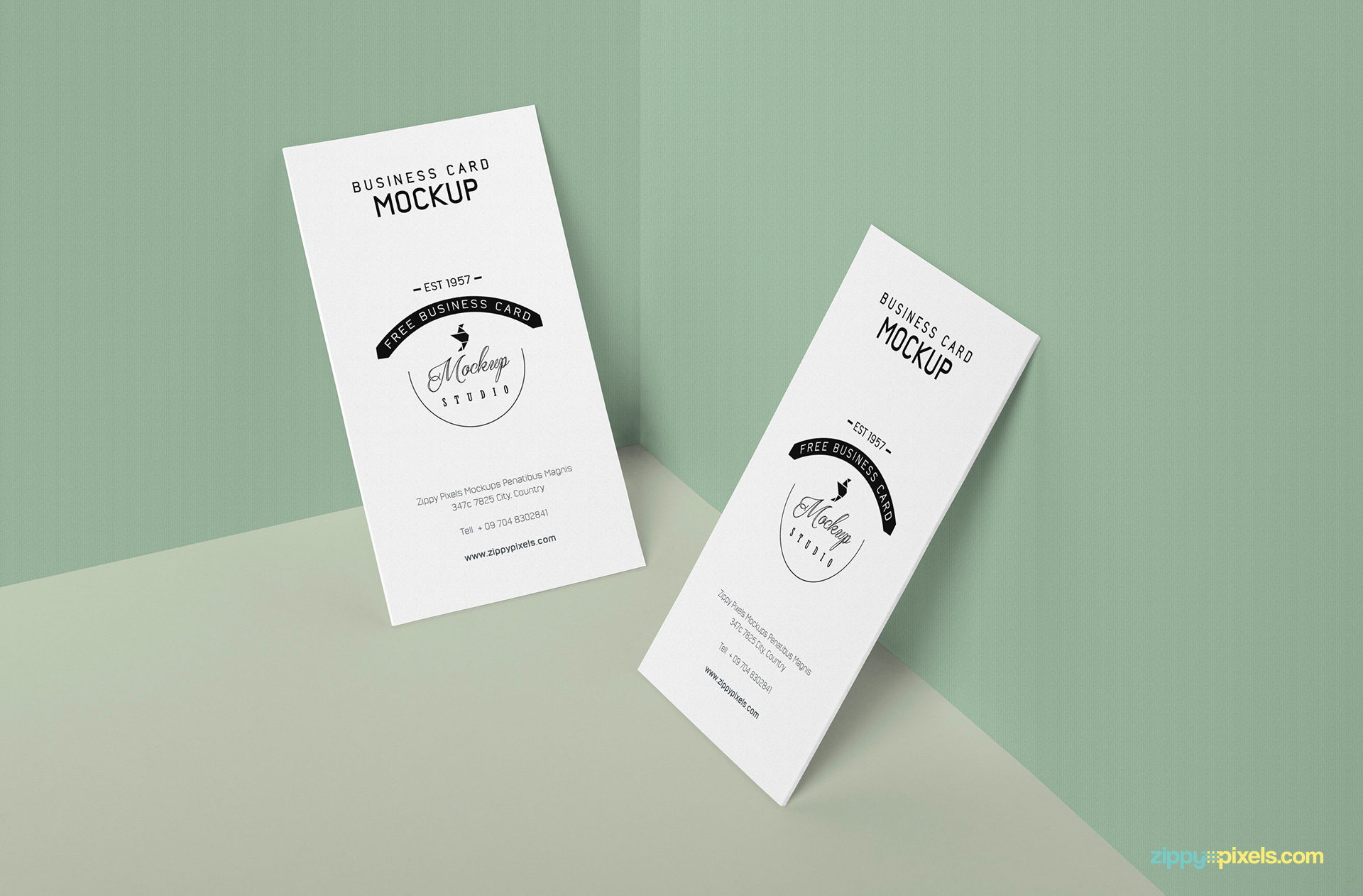 business-card-mockup-standing-with-wall