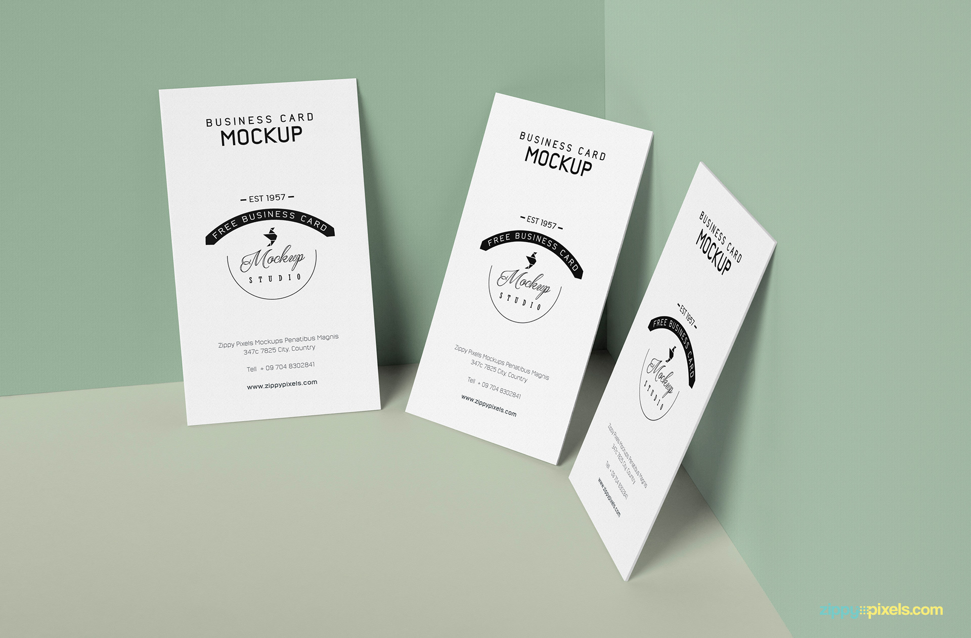 business-card-mockup-three-cards-in-carousal-view