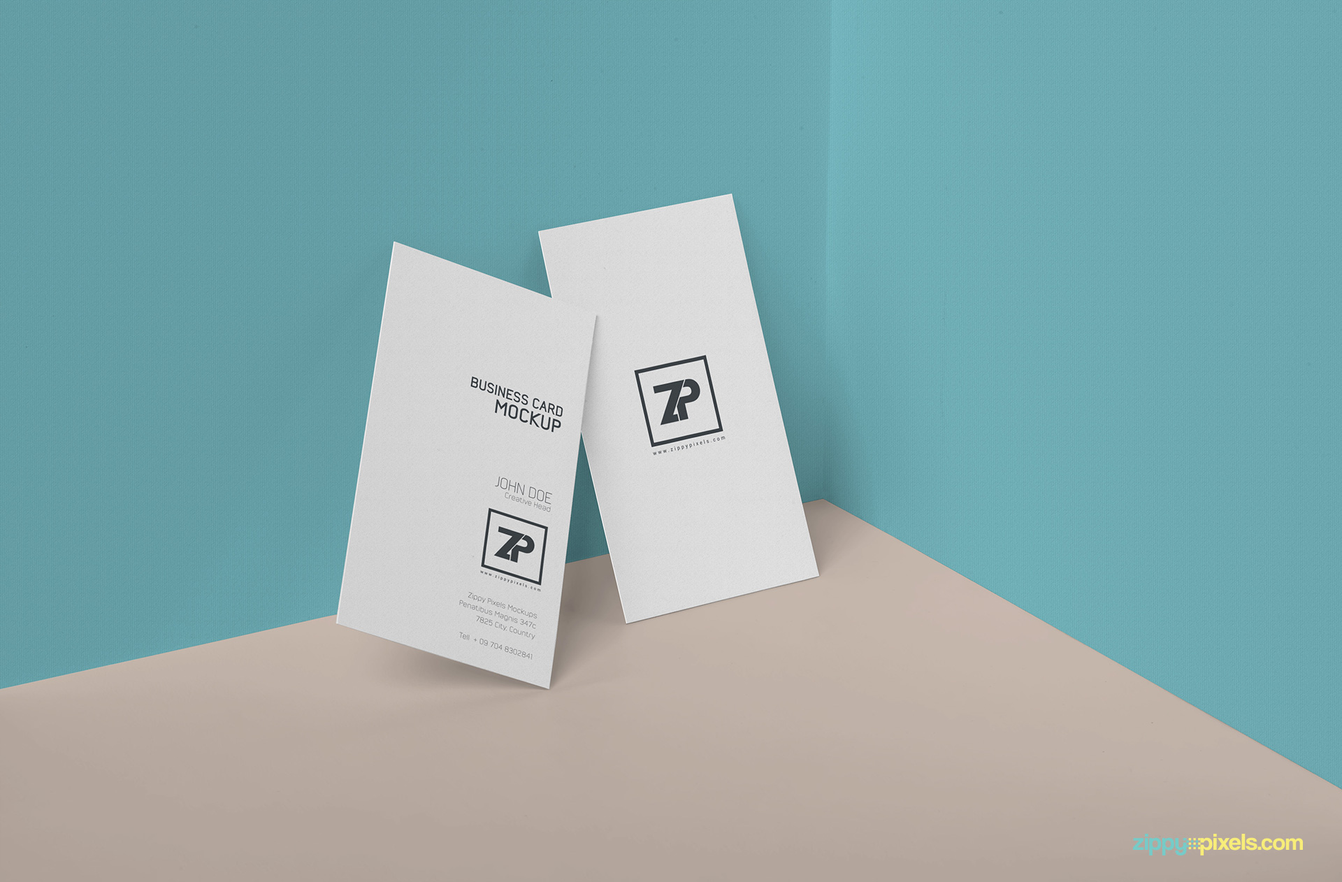 Free business card mockup psd zippypixels 01 free business card mockup psd 824x542 reheart