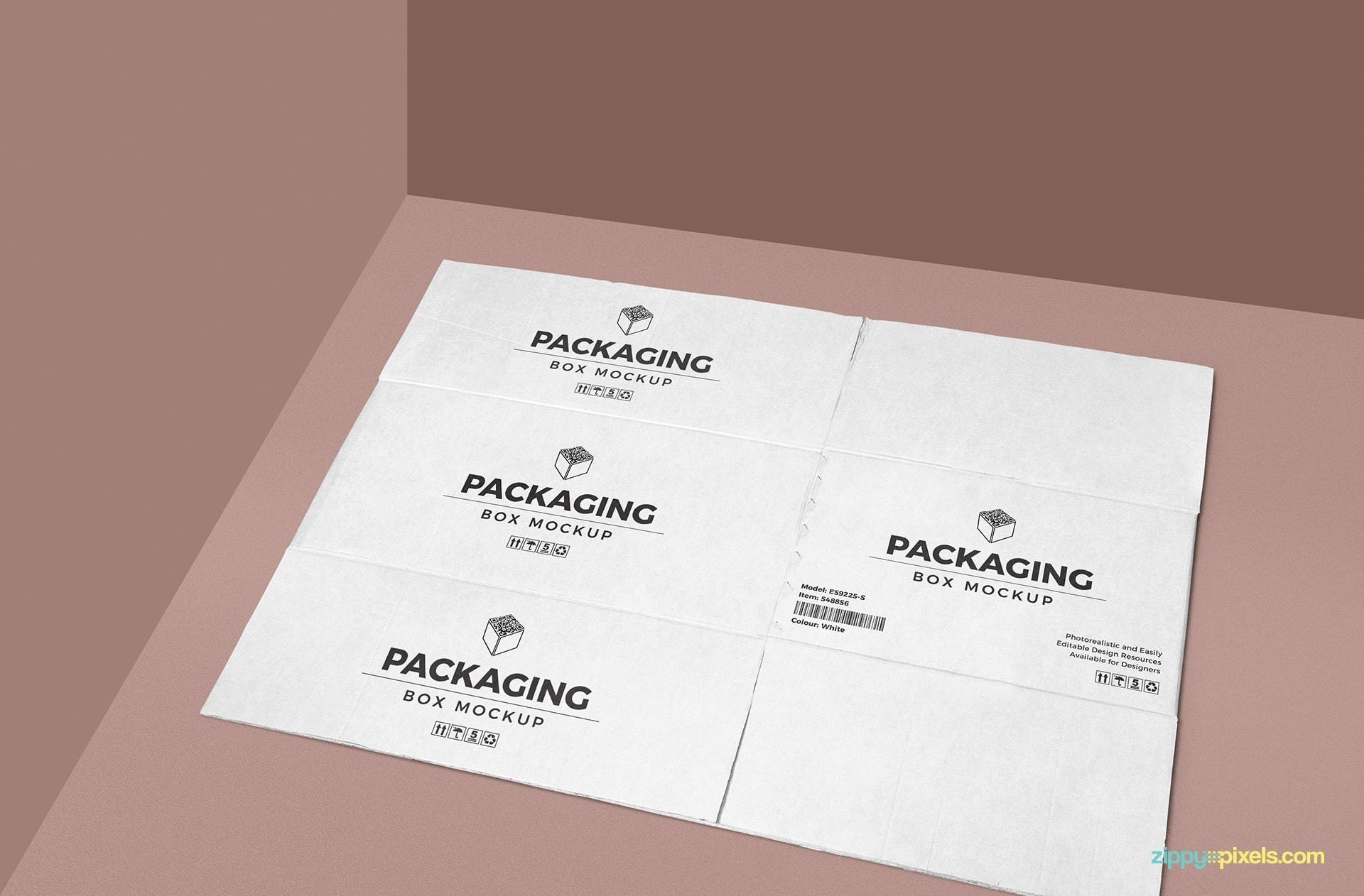 packaging-box-mockup-disassembled