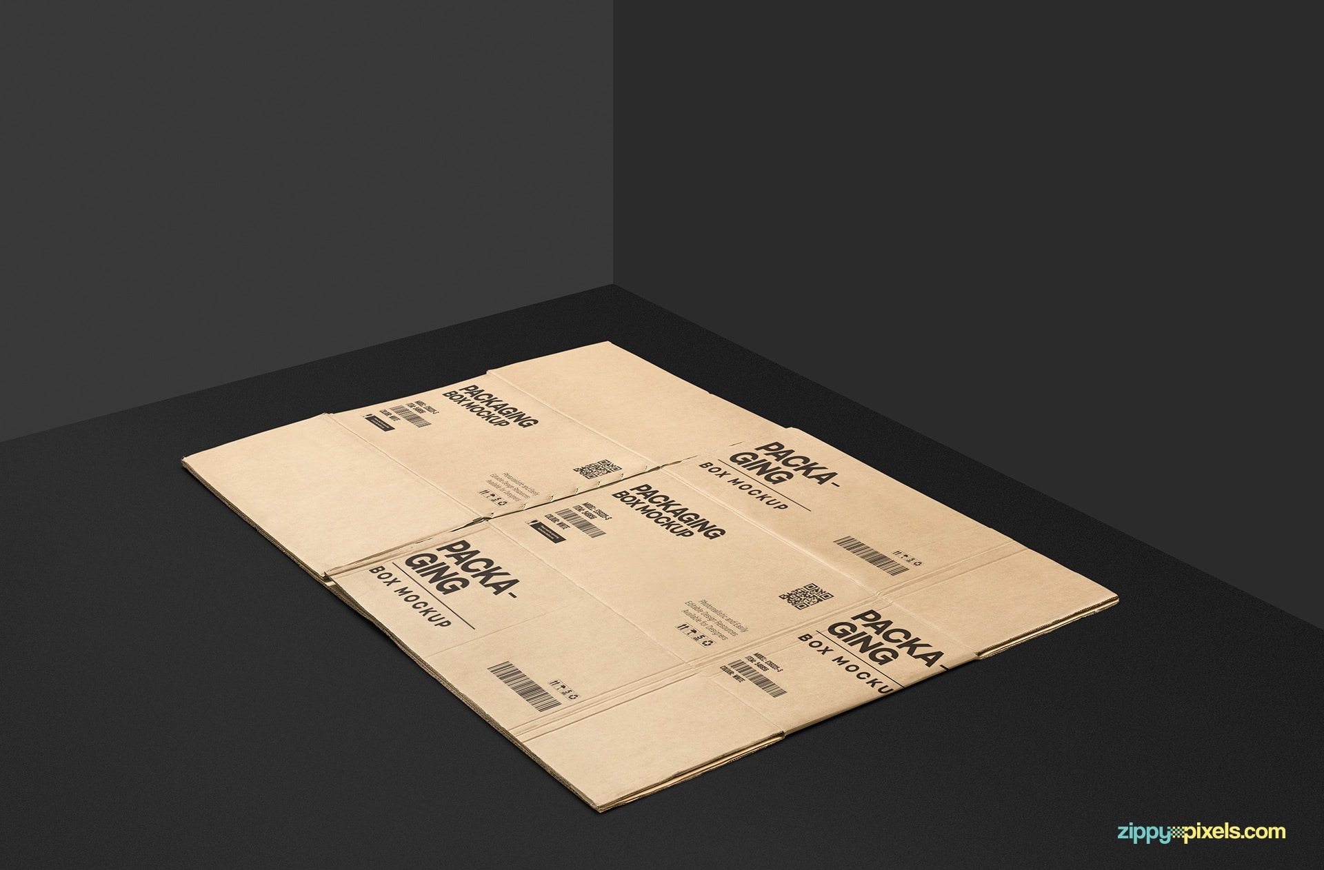 packaging-box-mockup-folded-packed