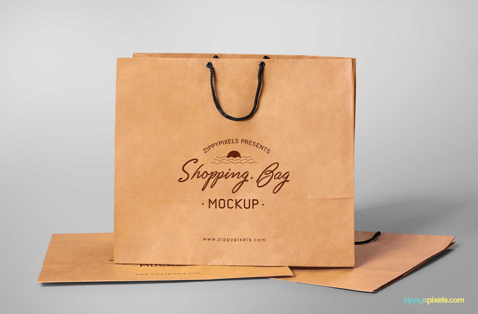 shopping-bag-mockup-standing-on-a-pile