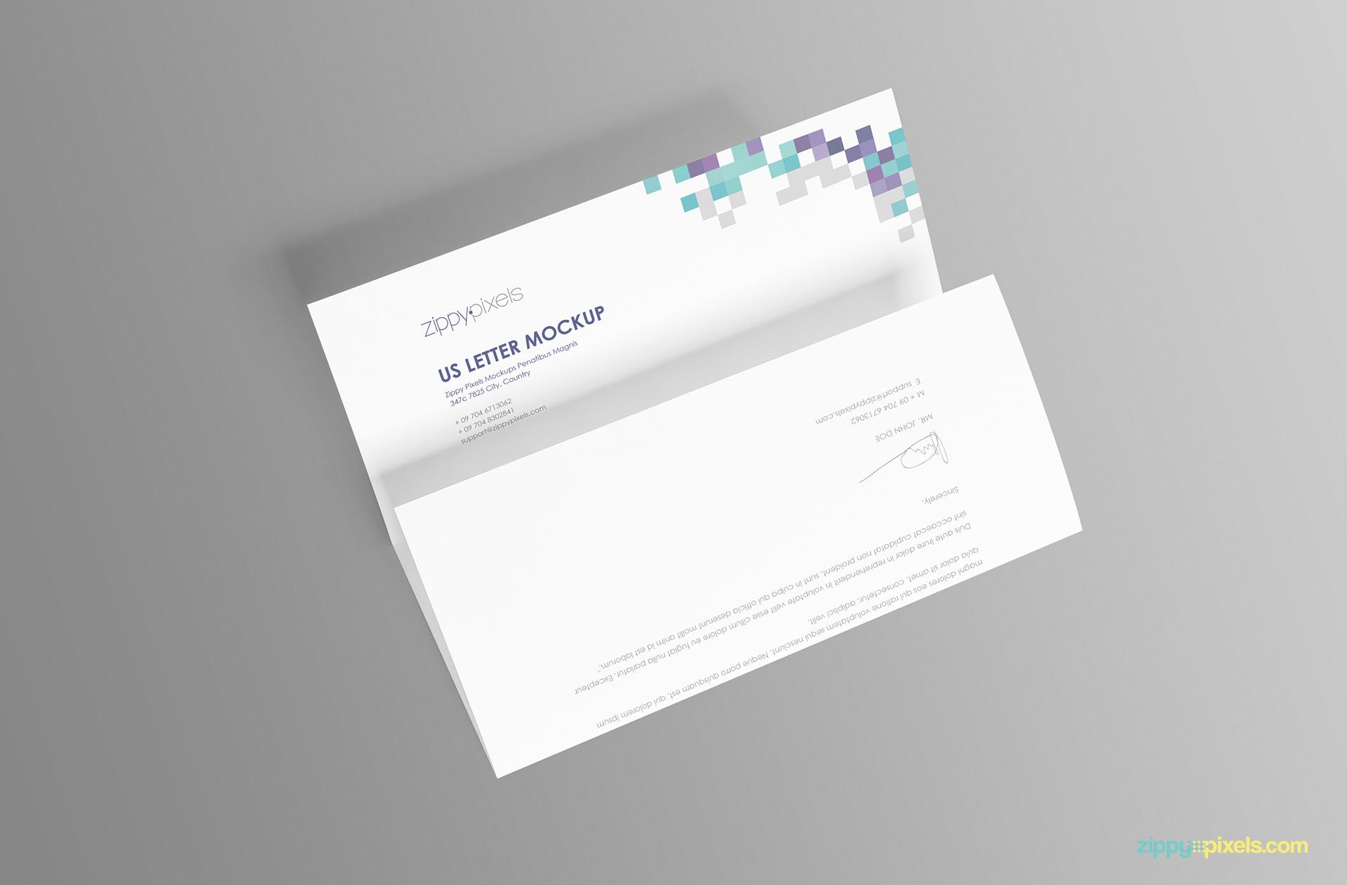 us-letter-paper-mockup-half-folded