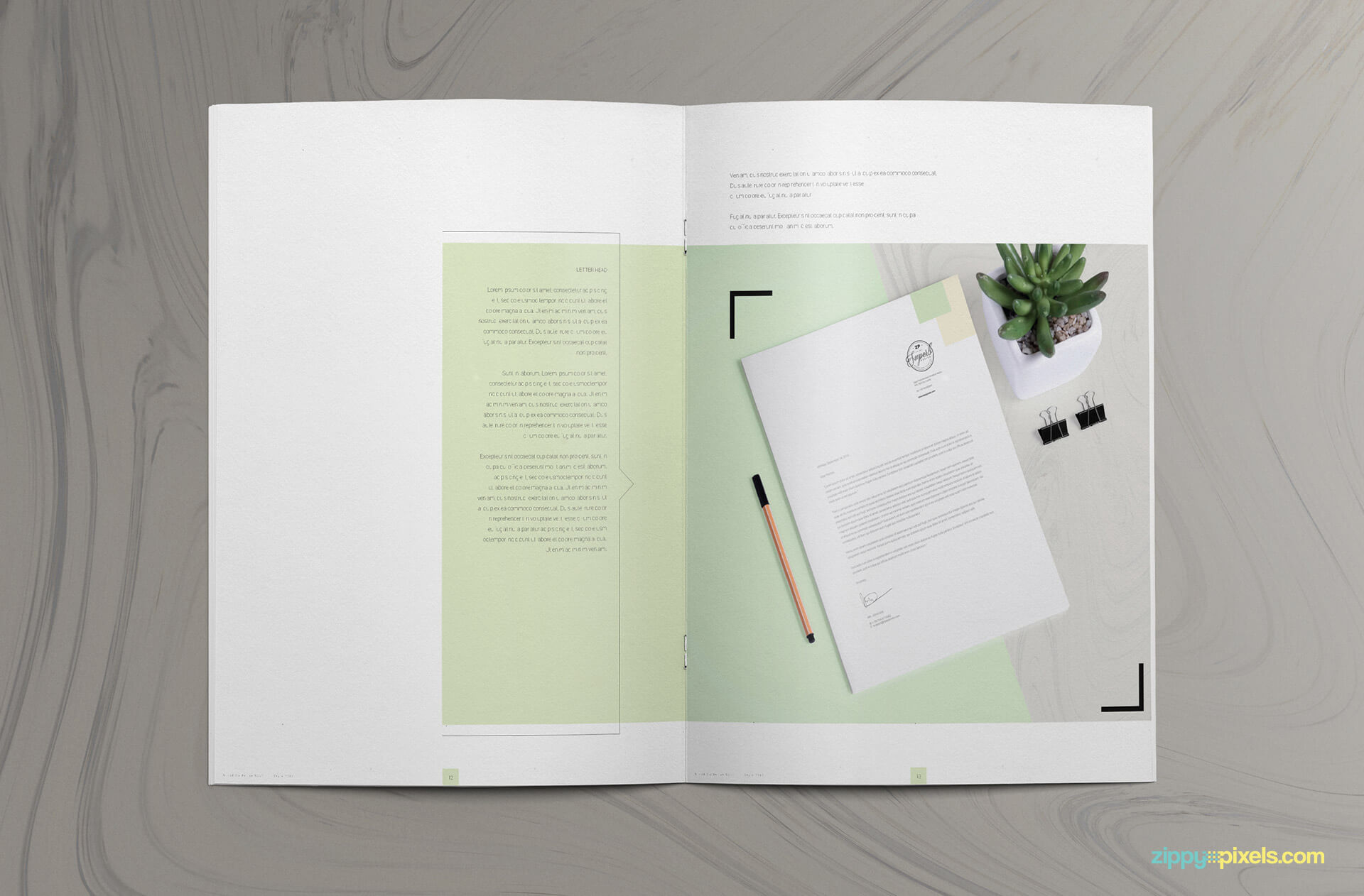 15 Professional Brand Guidelines Templates Bundle | ZippyPixels