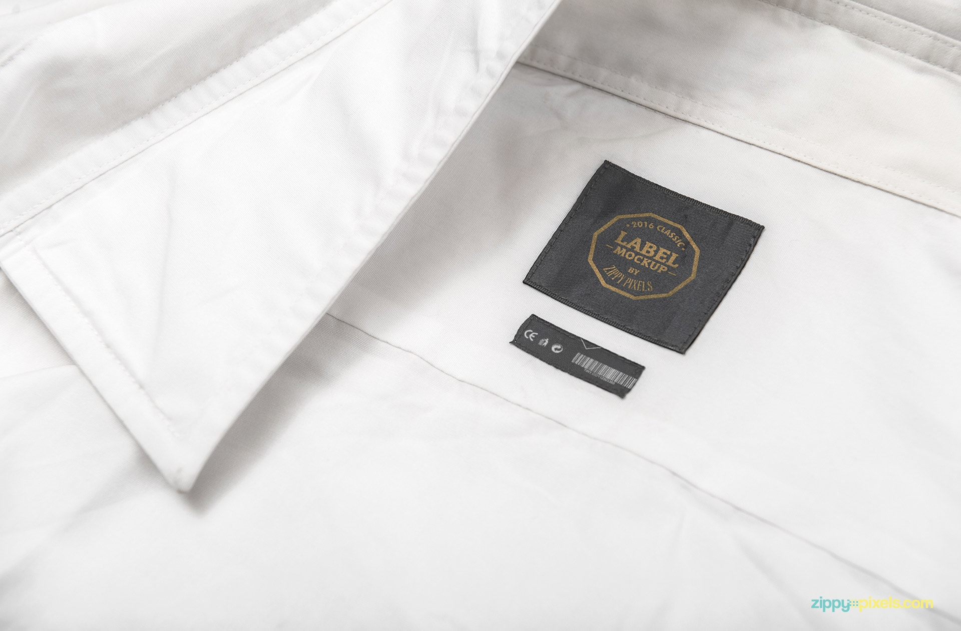 10 Clothing Label Mockups Zippypixels