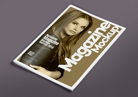14 Multipurpose Magazine Spread Mockups Vol. 7