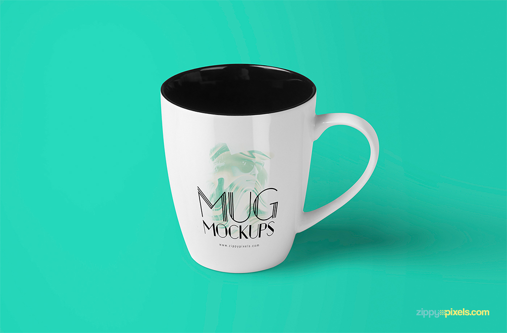 free coffee cup mockups for branding