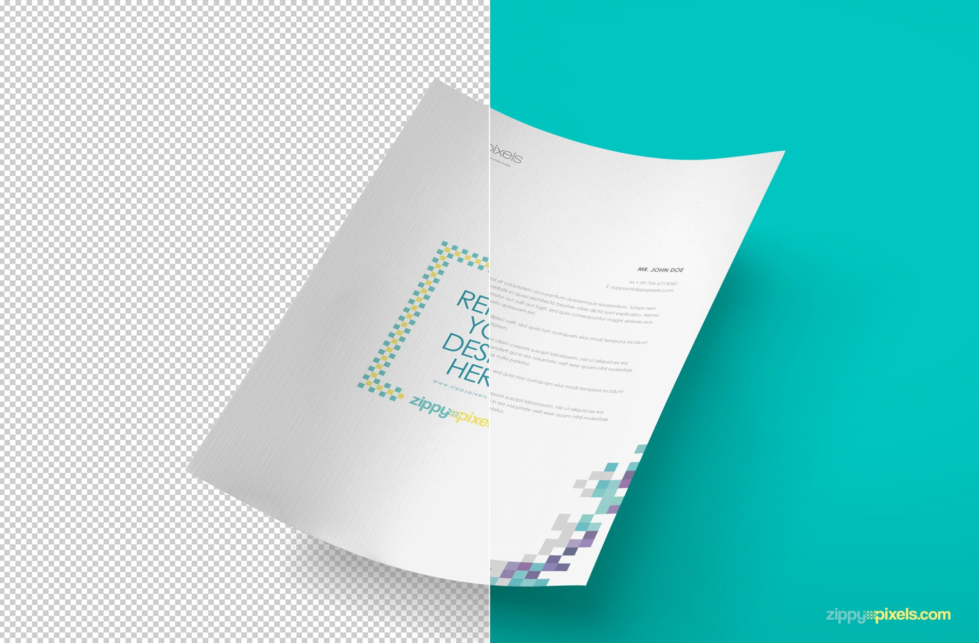 free a4 size paper psd with 8.27 x 11.69 inch dimensions