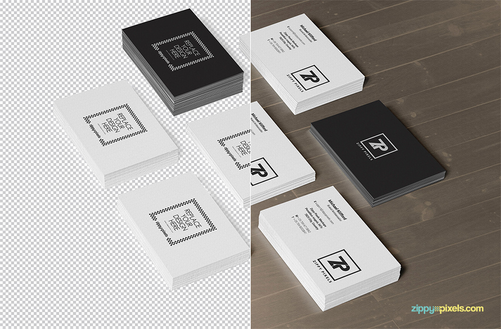 free psd business card templates with customizable design