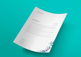 Free Customizable A4 Size Paper PSD Mockup