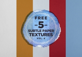 5 Free High-Resolution Paper Background Textures